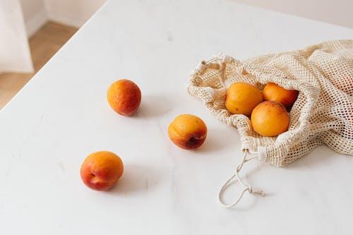 Photos gratuites de à l'intérieur, abricot, agriculture, aliments