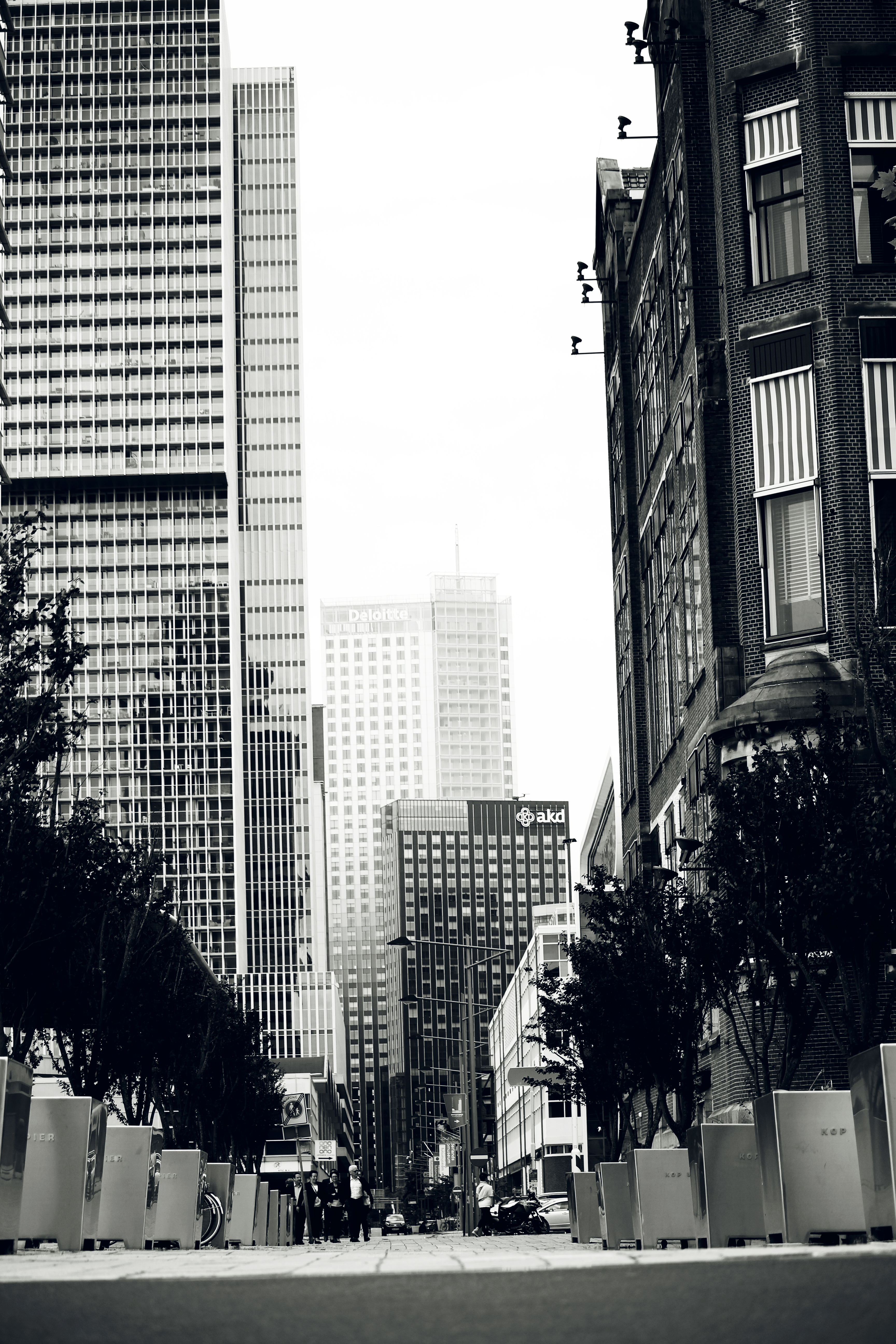 Free stock photo of city, people, landmark, street