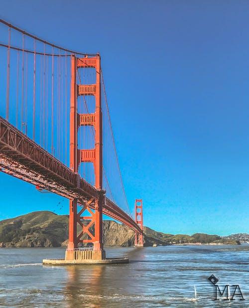 Kostnadsfri bild av buktområdet, Golden Gate-bron, san francisco