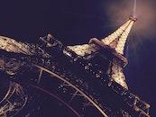 city, sky, landmark