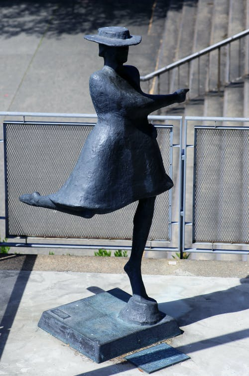 Free stock photo of art, culture, seattle, statue