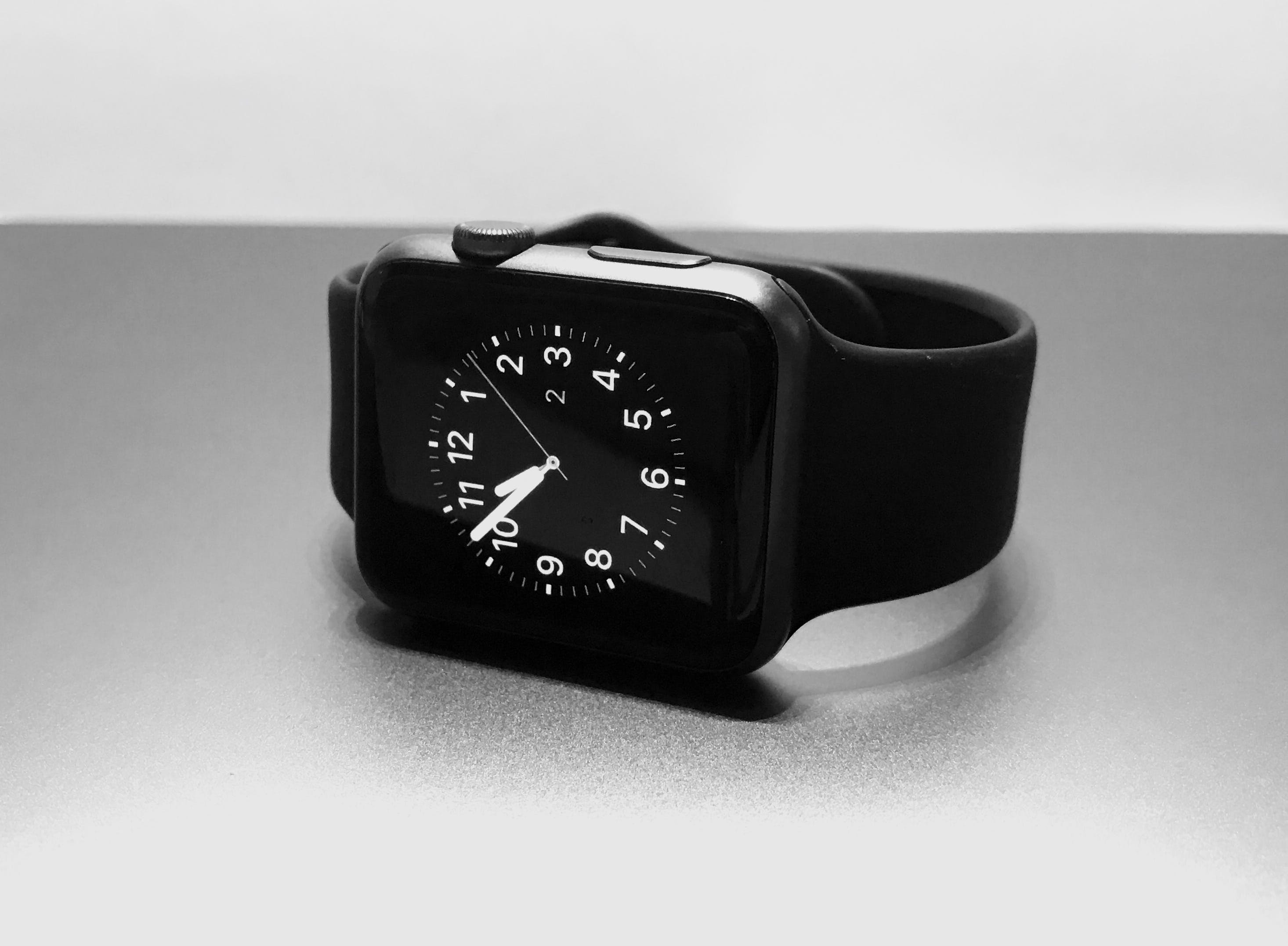 Apple Watch at 10:52