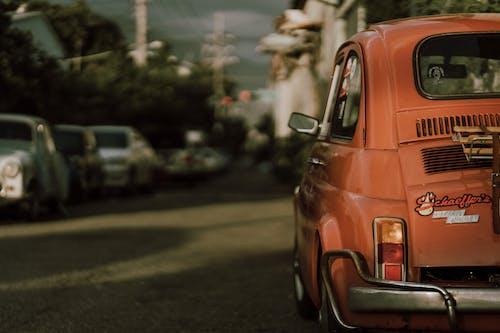 Kostenloses Stock Foto zu 經典 車, 街景