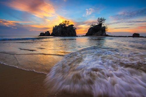 Fotobanka sbezplatnými fotkami na tému cestovať, krajina, krajina pri mori, leto