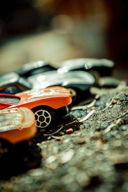 Close-Up Photo Of Car Toys
