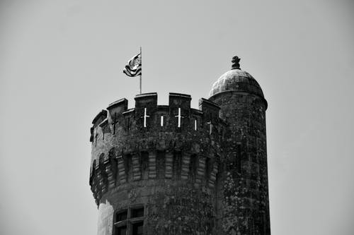 Free stock photo of chateau, construction, créneaux