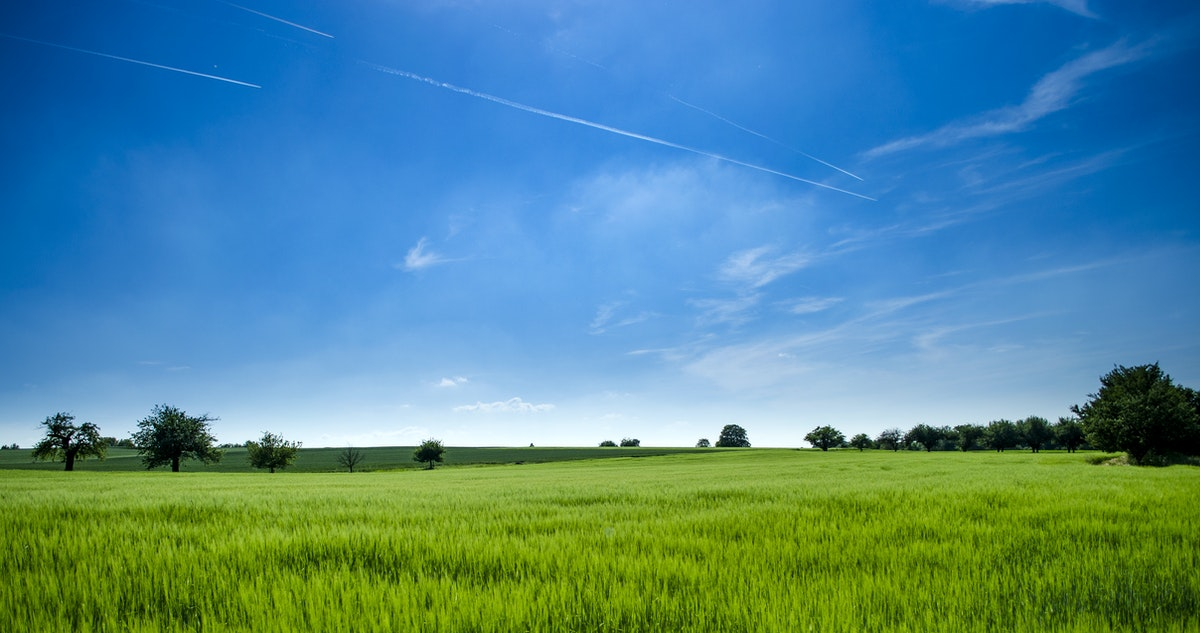 Free stock photo of agriculture, clouds, countryside