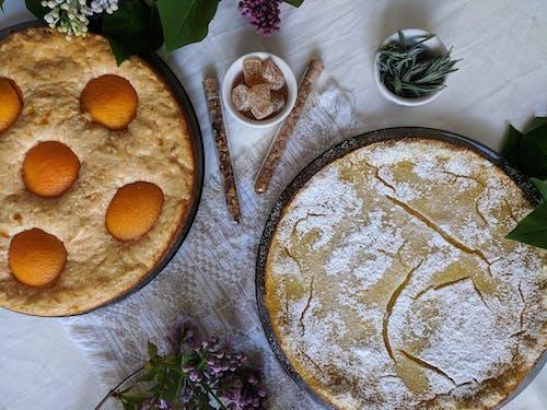 Free stock photo of fruit, fruit pie, green, lilac