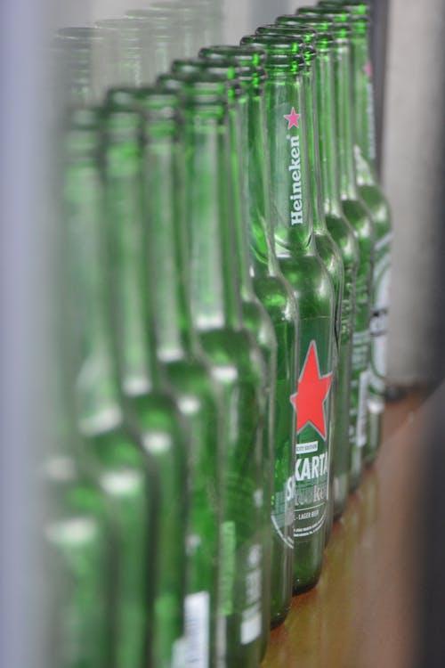 Free stock photo of beer, bottle, bottles