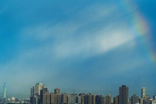 Kostenloses Stock Foto zu 彩虹