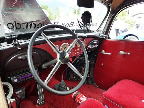Free stock photo of armaturen, automobil, autoradio