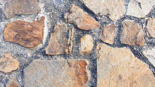 コンクリート, テクスチャ, ブラウンストーン, レンガの質感の無料の写真素材