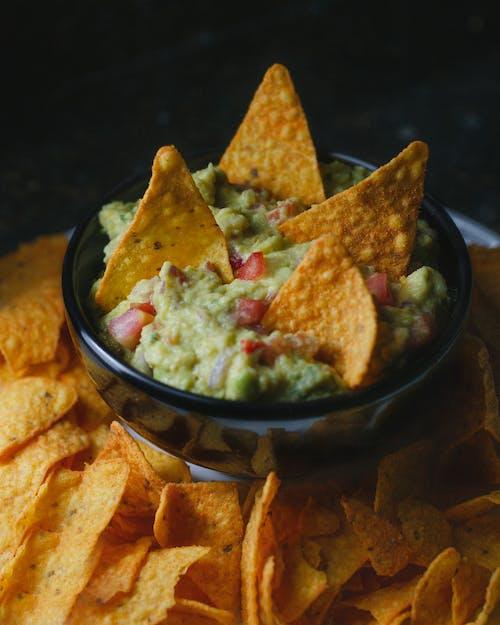 Ingyenes stockfotó burgonyaszirom, chip, chips, élelmiszer témában