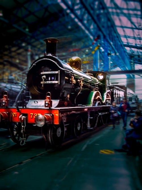 Безкоштовне стокове фото на тему «залізниця, локомотив, локомотивів, Музей»