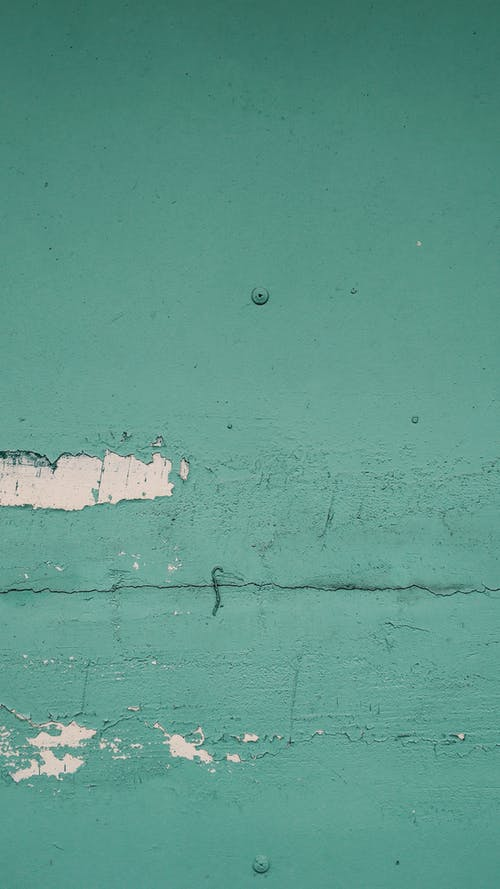 Wall With Cracked Paint