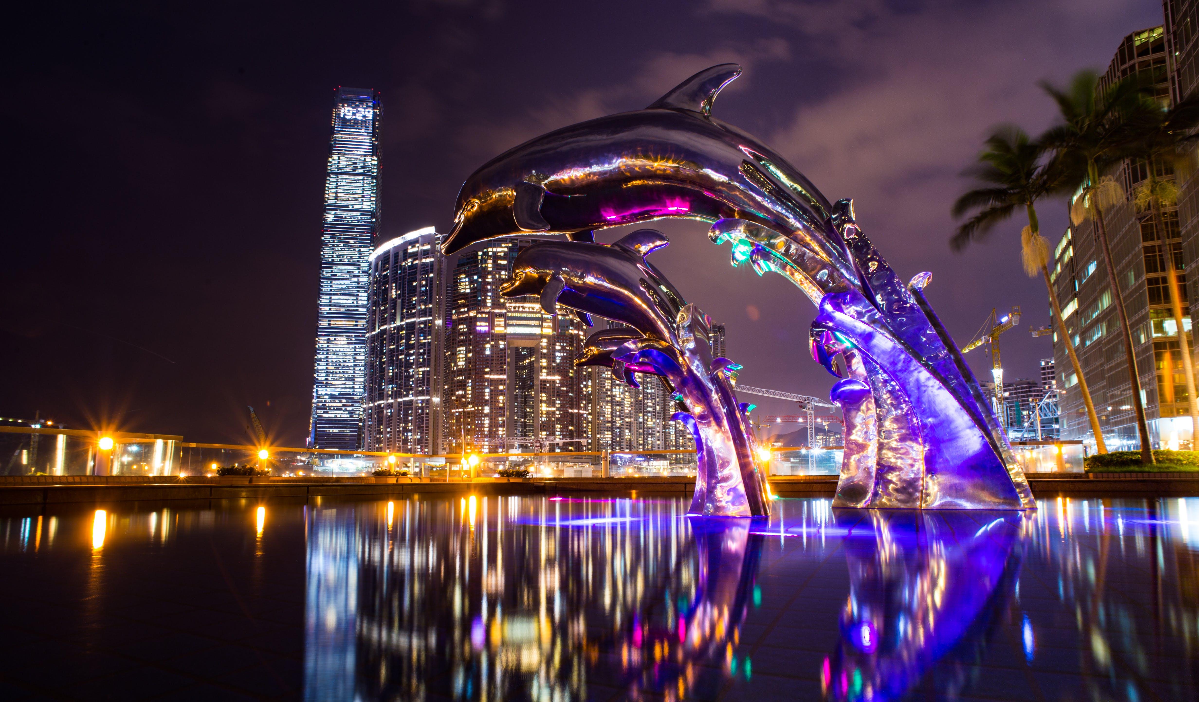 architecture, asia, bridge