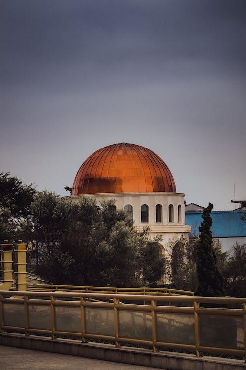 Δωρεάν στοκ φωτογραφιών με αρχιτεκτονική, αστρονομία, δύση του ηλίου, εκκλησία