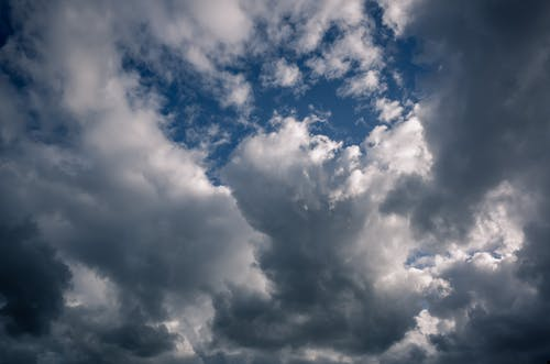 Free stock photo of blue, clouds, sky