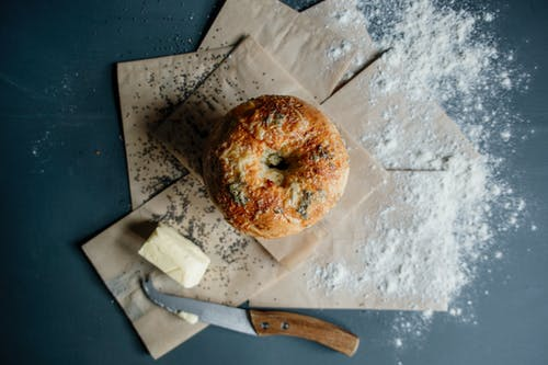 Photos gratuites de aliments, arrondir, artisanal, bagels