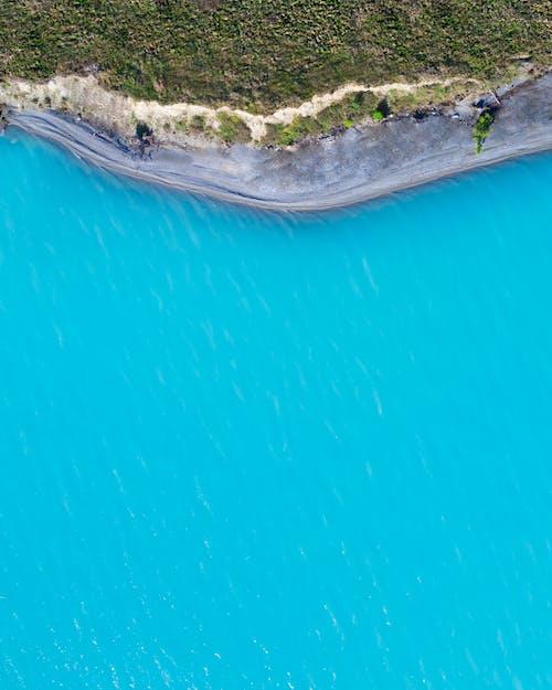 Kostnadsfri bild av blå bakgrund, färg, hav, skön