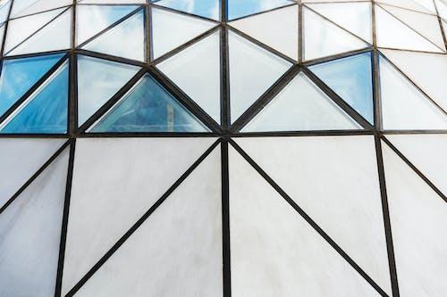 Gratis arkivbilde med abstrakt, arkitektur, form, futuristisk
