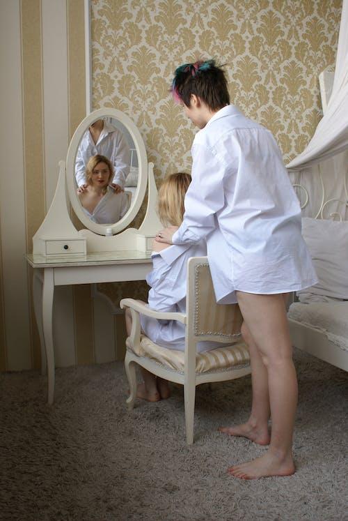 Gratis lagerfoto af barn, familie, folk, hus