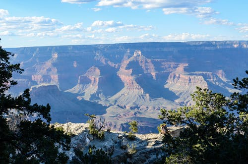 Kostenloses Stock Foto zu canyon, grand canyon, nationalpark