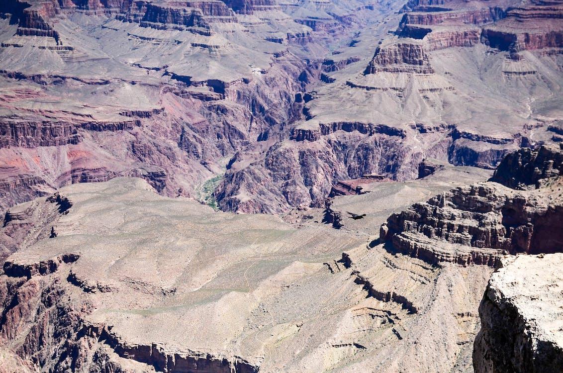 Grand Canyon, kaňon, národní park