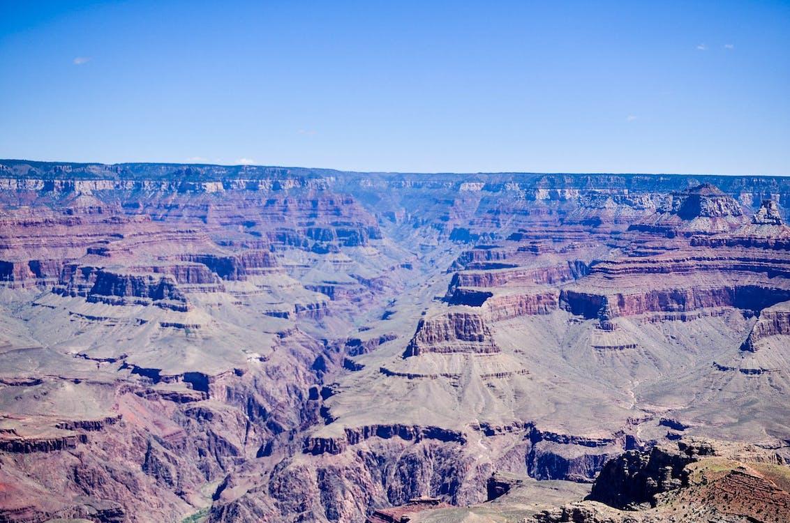 cânion, desfiladeiro, grand canyon