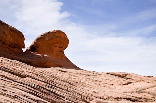 Základová fotografie zdarma na téma poušť, skalní útvar