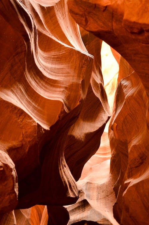 Základová fotografie zdarma na téma antilopí kaňon, kameny