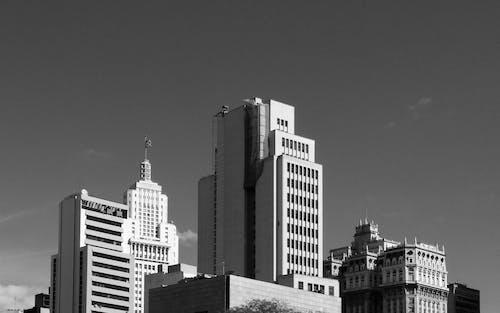 Foto stok gratis Arsitektur, bangunan, biro, bisnis