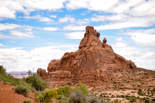 Základová fotografie zdarma na téma kámen, národní park, Národní park Arches, příroda