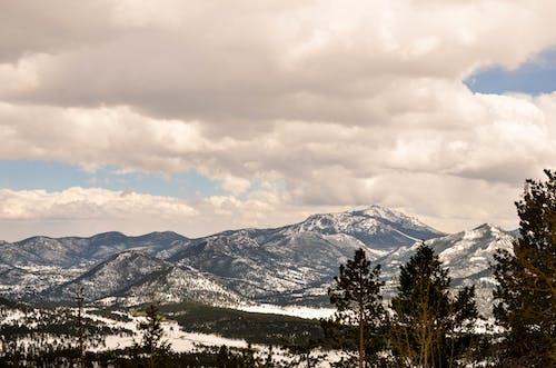 Základová fotografie zdarma na téma hora, národní park, Skalisté hory