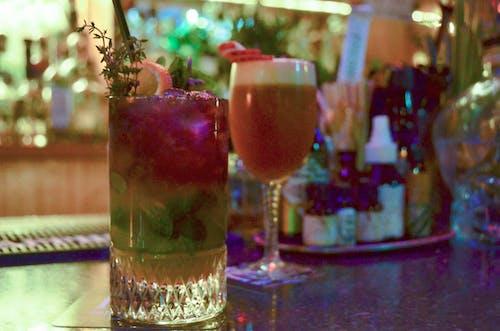 Základová fotografie zdarma na téma alkohol, bar, drinky