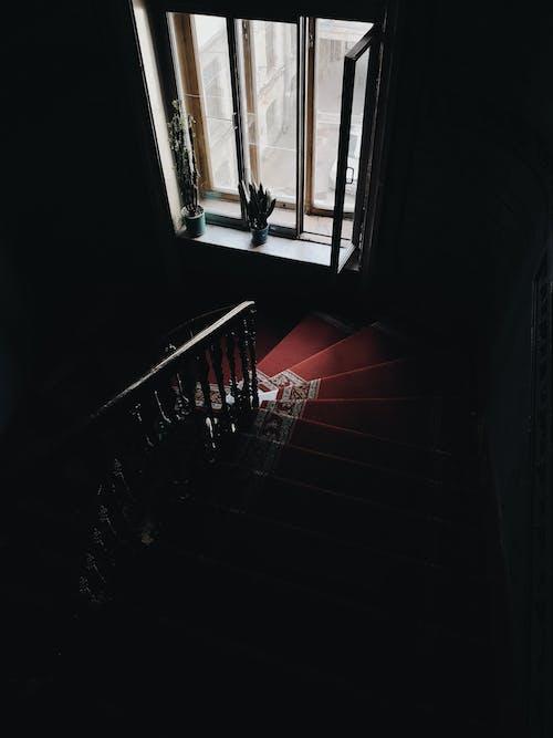 Ilmainen kuvapankkikuva tunnisteilla arkkitehtuuri, arkkitehtuurivalokuvaus, askel