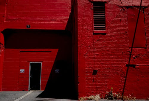 Free stock photo of brick wall, red brick, red wall