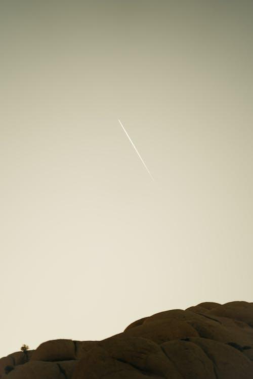 Foto stok gratis abstrak, batu, bulan, cahaya