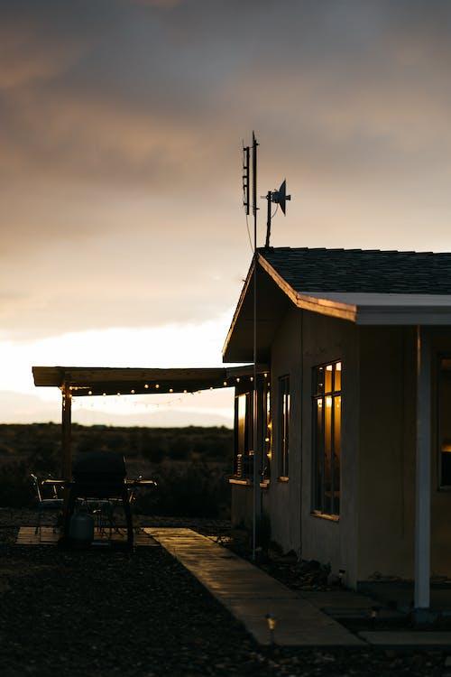 光, 光線, 太陽, 家 的 免費圖庫相片