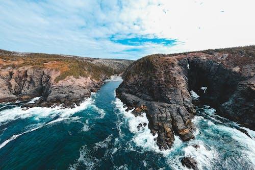 Ilmainen kuvapankkikuva tunnisteilla aalto, ekosysteemi, geologia