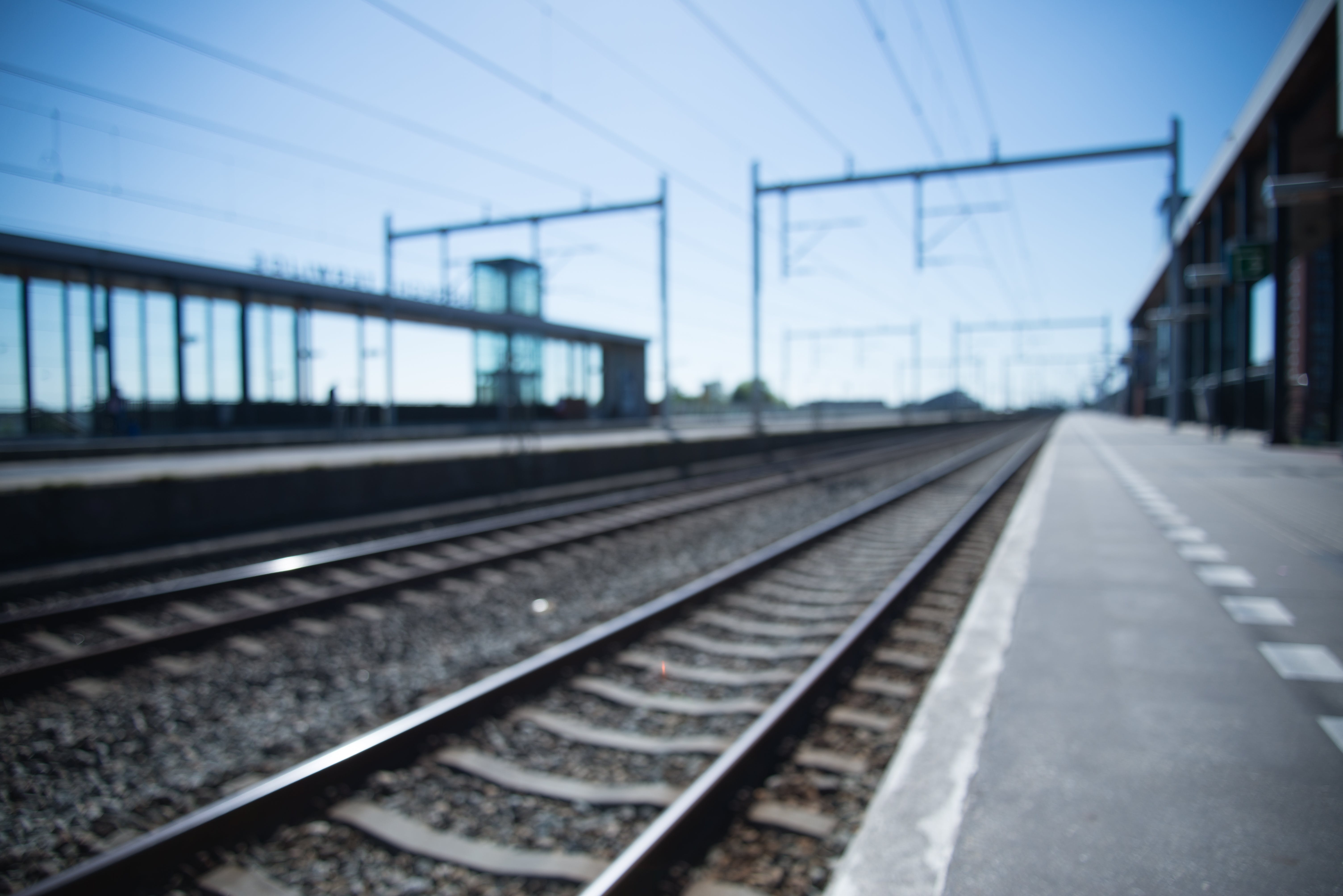 Free stock photo of focus, netherlands, out of focus, rail