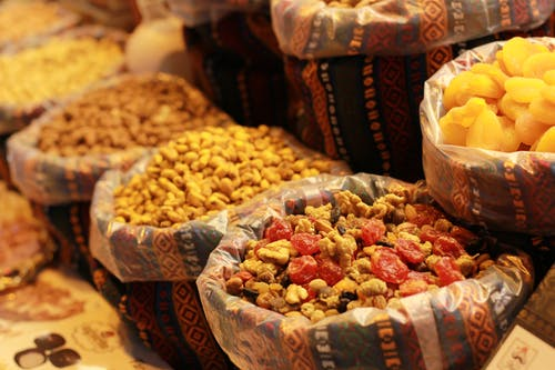 Foto profissional grátis de alimento, bazar, comida