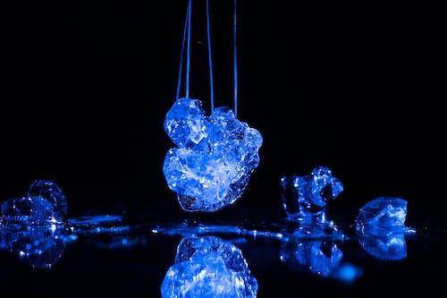 Free stock photo of black, icecube, s, simple