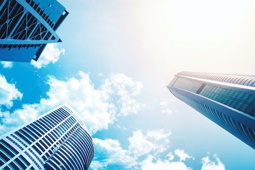 Foto profissional grátis de aparência, arquitetura, arranha-céu, arranha-céus