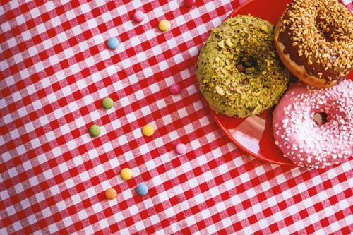 Gratis stockfoto met aroma's, designen, donut, donuts