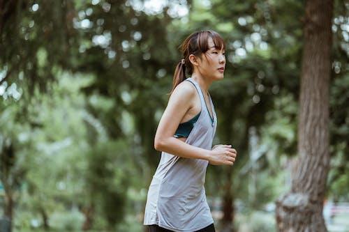 Gratis stockfoto met actief, activewear, andere kant op kijken, Aziatisch