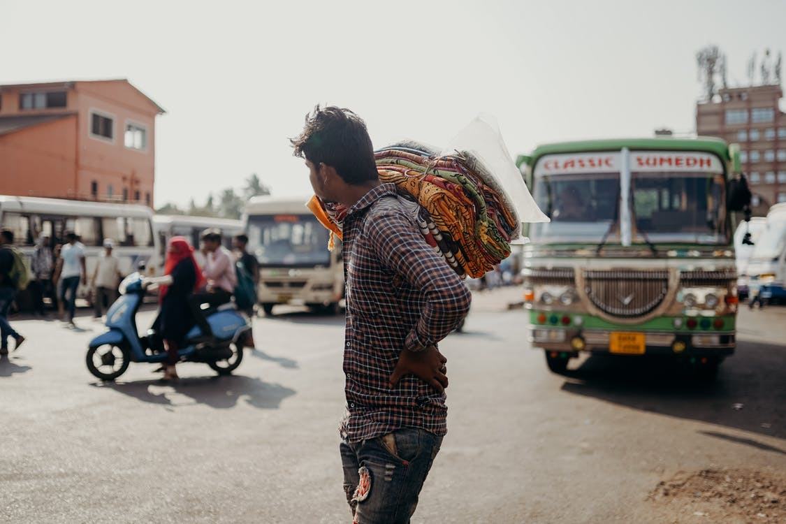 インド, おとこ, ストリートライフの無料の写真素材