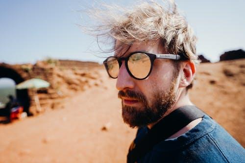 Fotos de stock gratuitas de al aire libre, barba, barbudo