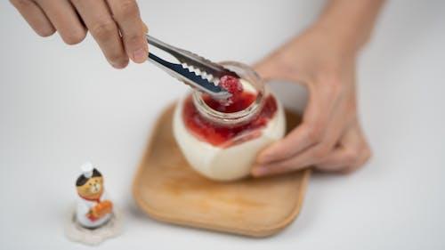 Foto profissional grátis de açúcar, alimento, café da manhã, caseiro