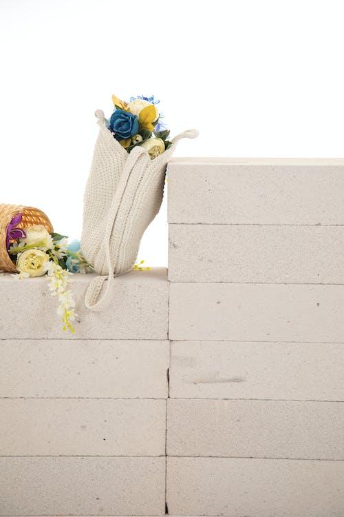 Free stock photo of back, background, brick, close up